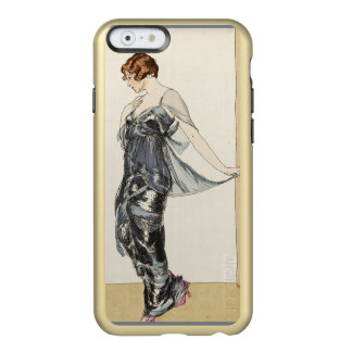 Dark Silver Gown from Mid 1900s Incipio Feather® Shine iPhone 6 Case