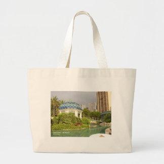 Dark Skies - Monaco Jumbo Tote Bag