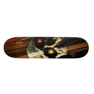 Dark Skull 20.6 Cm Skateboard Deck