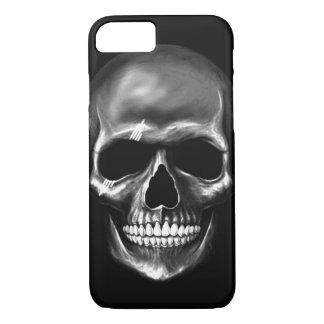 Dark Skull iPhone 7 Case
