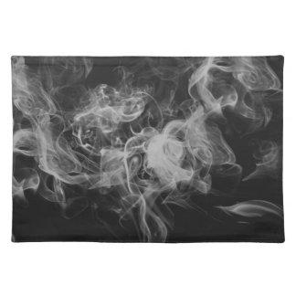 dark smoke place mat