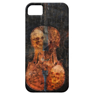 Dark soul cello iPhone 5 covers