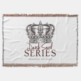Dark Soul Series Throw Blanket