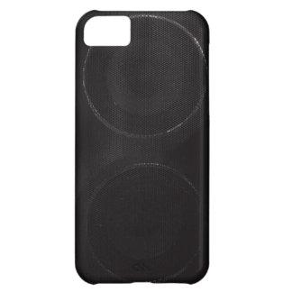 Dark Speaker iPhone 5C Case