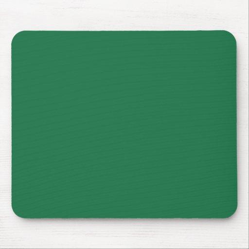 Dark Spring Green Mousepad