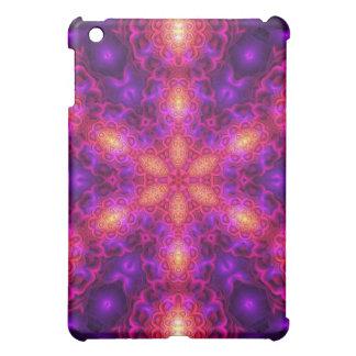 Dark Star Mandala iPad Mini Cases