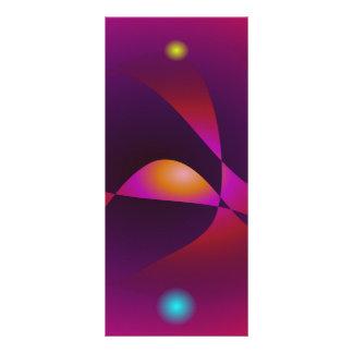 Dark Star Rack Card Design