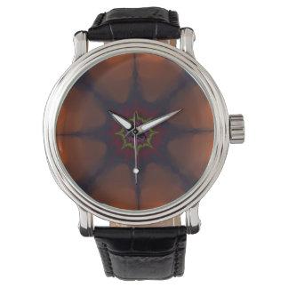 Dark Starburst Watch
