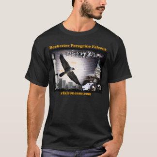 Dark T-Shirt Rochester Peregrine Falcons