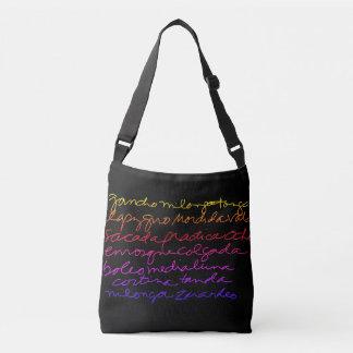 Dark Tango Shoe Bag