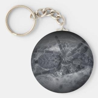 Dark Tarantula Key Ring