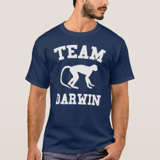 Dark Team Darwin T-Shirt