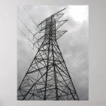 """Dark Tower Of Power"" Poster"