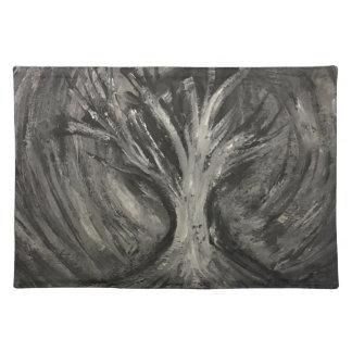 Dark Tree Placemat
