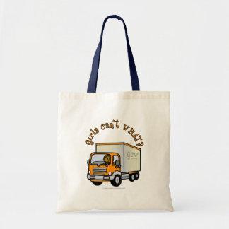 Dark Truck Driver Girl Bag