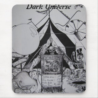 Dark Universe Mouse Pad