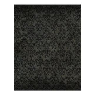 Dark Victorian Scrapbook Paper (2-Sided) 21.5 Cm X 28 Cm Flyer