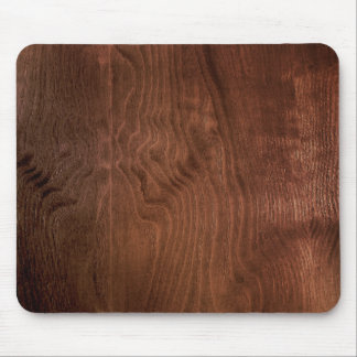 Dark Walnut Plywood Mousepad
