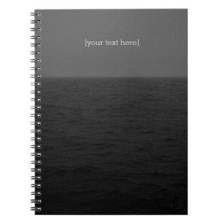 Dark Waters Notebook