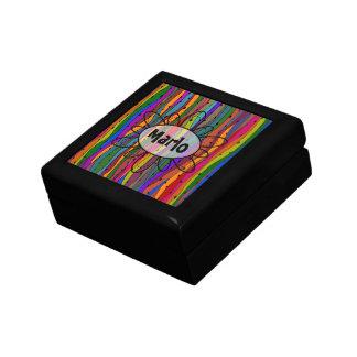 Dark Waves Jewelry Box