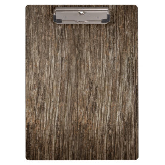 dark weathered wood texture clipboard