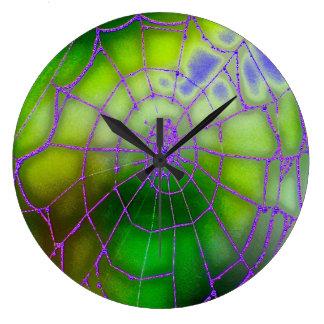 Dark Web Wall Clock