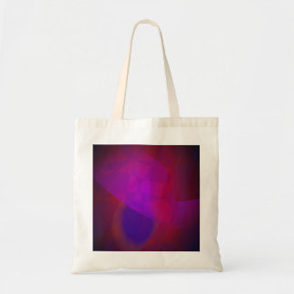Dark Wine Simple Abstract Composition Tote Bag