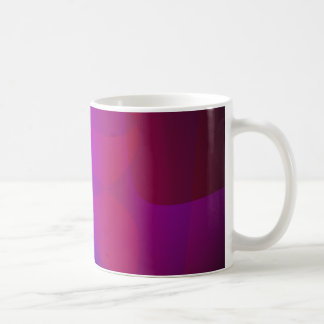Dark Wine Simple Abstract Composition Coffee Mugs