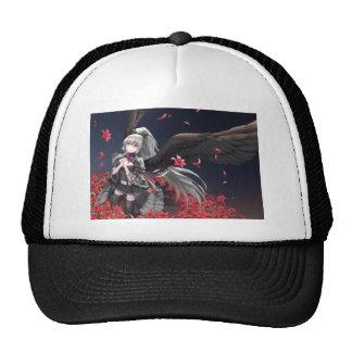 Dark Winged Angel Cap