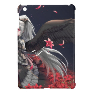 Dark Winged Angel iPad Mini Cases