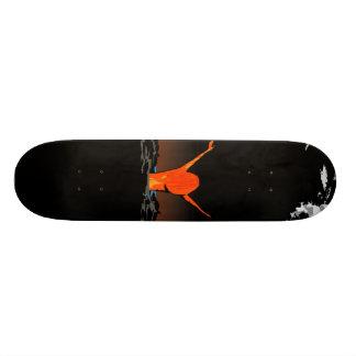 Dark World Deck Skate Deck