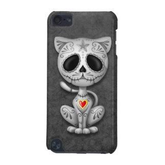 Dark Zombie Sugar Kitten iPod Touch (5th Generation) Cases