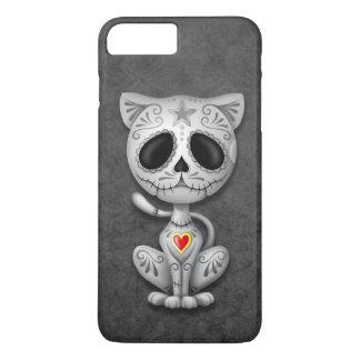 Dark Zombie Sugar Kitten iPhone 7 Plus Case