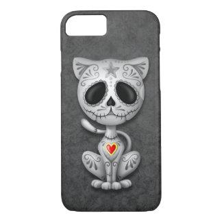 Dark Zombie Sugar Kitten iPhone 8/7 Case