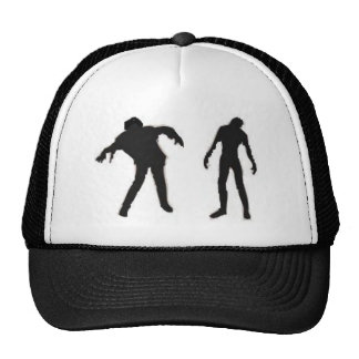 Dark Zombies Mesh Hats