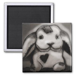 darkbunny square magnet