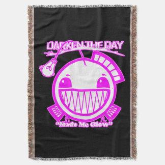 Darken The Day-The Sparky Glow throw