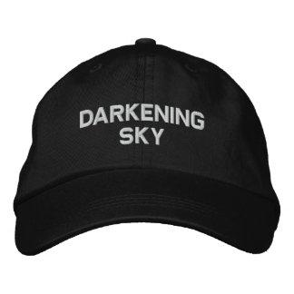 Darkening Sky Official Crew Embroidered Baseball Cap