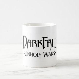 Darkfall Unholy Wars Classic White Mug