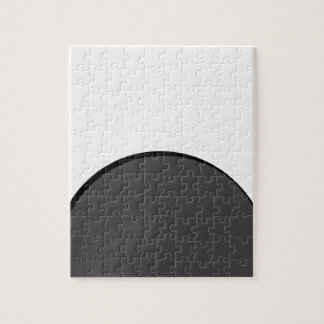 DarkGrey Dot Jigsaw Puzzle