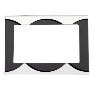 DarkGrey Dot Magnetic Picture Frame