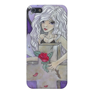 Darkling Rose Case Covers For iPhone 5
