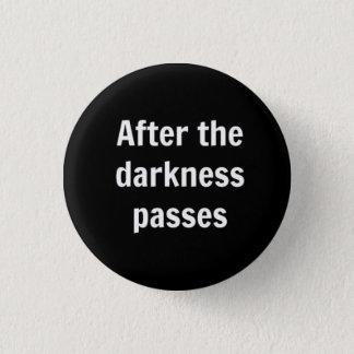 Darkness 3 Cm Round Badge