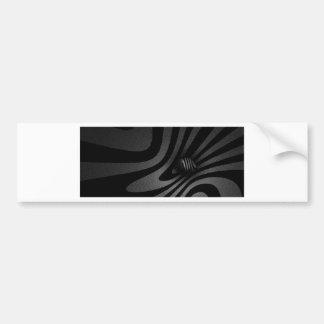 Darkness Bumper Sticker