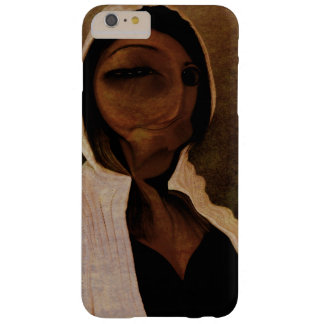 Darkness Surreal Portrait Barely There iPhone 6 Plus Case