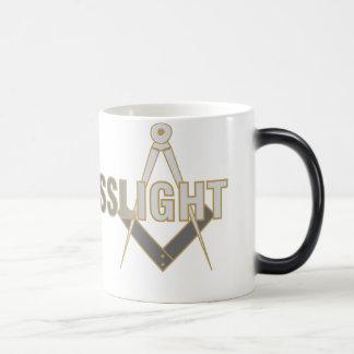 Darkness to Light Morphing Mug