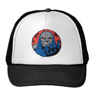 Darkseid  Head Shot 2 Cap