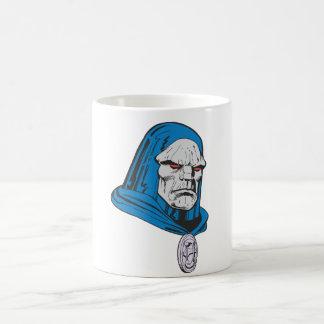 Darkseid Head Shot Coffee Mug