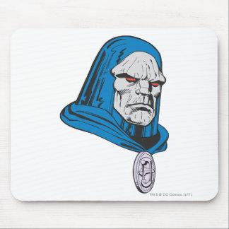 Darkseid Head Shot Mouse Pad