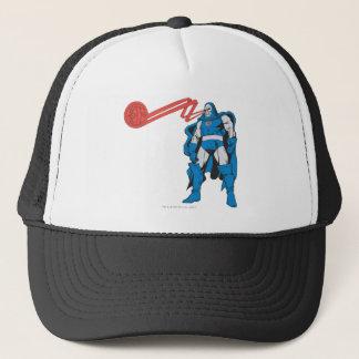 Darkseid Uses Psionic Powers Trucker Hat